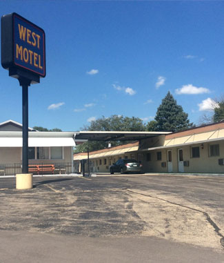 Welcome To West Motel